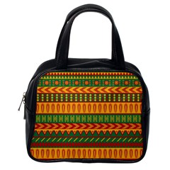 Mexican Pattern Classic Handbags (one Side)