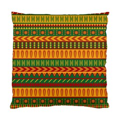 Mexican Pattern Standard Cushion Case (two Sides)