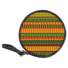 Mexican Pattern Classic 20 Cd Wallets