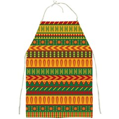 Mexican Pattern Full Print Aprons