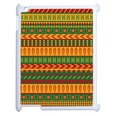 Mexican Pattern Apple Ipad 2 Case (white)