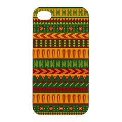 Mexican Pattern Apple Iphone 4/4s Premium Hardshell Case