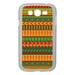 Mexican Pattern Samsung Galaxy Grand Duos I9082 Case (white)