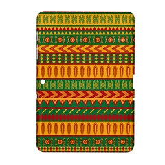 Mexican Pattern Samsung Galaxy Tab 2 (10 1 ) P5100 Hardshell Case