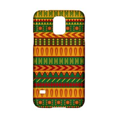 Mexican Pattern Samsung Galaxy S5 Hardshell Case