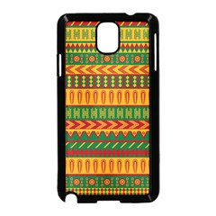 Mexican Pattern Samsung Galaxy Note 3 Neo Hardshell Case (black)