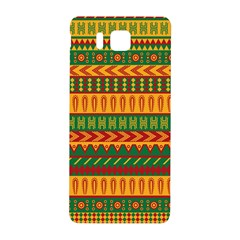 Mexican Pattern Samsung Galaxy Alpha Hardshell Back Case