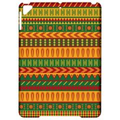 Mexican Pattern Apple Ipad Pro 9 7   Hardshell Case