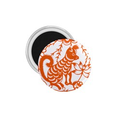 Chinese Zodiac Dog 1 75  Magnets