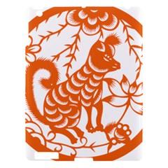 Chinese Zodiac Dog Apple Ipad 3/4 Hardshell Case