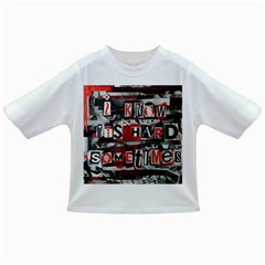 Top Lyrics   Twenty One Pilots The Run And Boys Infant/toddler T Shirts