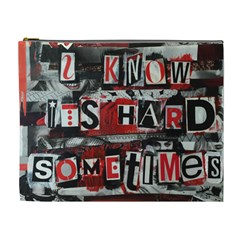 Top Lyrics   Twenty One Pilots The Run And Boys Cosmetic Bag (xl)
