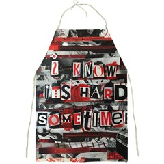 Top Lyrics   Twenty One Pilots The Run And Boys Full Print Aprons