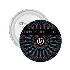Twenty One Pilots 2 25  Buttons