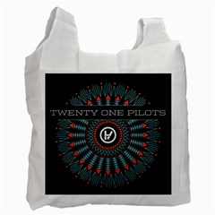 Twenty One Pilots Recycle Bag (one Side)