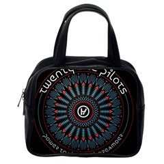 Twenty One Pilots Classic Handbags (one Side)