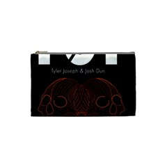Twenty One Pilots Event Poster Cosmetic Bag (small)