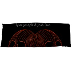 Twenty One Pilots Event Poster Body Pillow Case Dakimakura (two Sides)