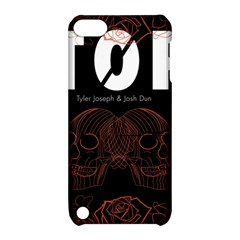 Twenty One Pilots Event Poster Apple Ipod Touch 5 Hardshell Case With Stand