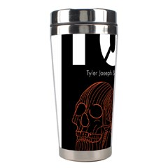 Twenty One Pilots Event Poster Stainless Steel Travel Tumblers
