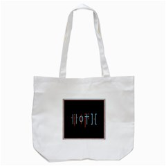 Twenty One Pilots Event Poster Tote Bag (white)