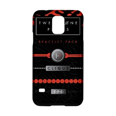 Twenty One Pilots Event Poster Samsung Galaxy S5 Hardshell Case