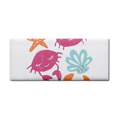 Animals Sea Flower Tropical Crab Cosmetic Storage Cases