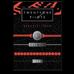 Twenty One Pilots Event Poster Magic Photo Cubes