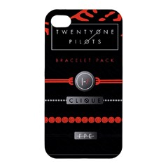 Twenty One Pilots Event Poster Apple Iphone 4/4s Hardshell Case