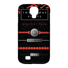 Twenty One Pilots Event Poster Samsung Galaxy S4 Classic Hardshell Case (pc+silicone)