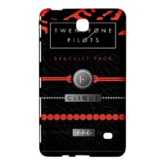 Twenty One Pilots Event Poster Samsung Galaxy Tab 4 (8 ) Hardshell Case