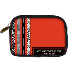 Poster Twenty One Pilots We Go Where We Want To Digital Camera Cases