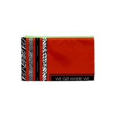 Poster Twenty One Pilots We Go Where We Want To Cosmetic Bag (xs)