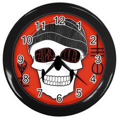 Poster Twenty One Pilots Skull Wall Clocks (black)