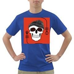 Poster Twenty One Pilots Skull Dark T Shirt