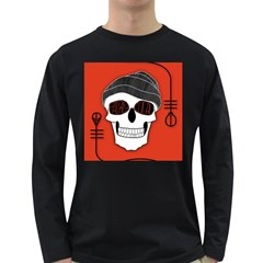 Poster Twenty One Pilots Skull Long Sleeve Dark T Shirts