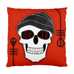 Poster Twenty One Pilots Skull Standard Cushion Case (two Sides)