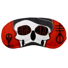 Poster Twenty One Pilots Skull Sleeping Masks