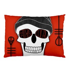 Poster Twenty One Pilots Skull Pillow Case (two Sides)