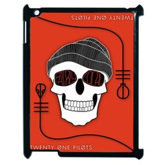 Poster Twenty One Pilots Skull Apple Ipad 2 Case (black)