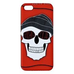 Poster Twenty One Pilots Skull Apple Iphone 5 Premium Hardshell Case