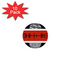 Poster Twenty One Pilots 1  Mini Buttons (10 Pack)