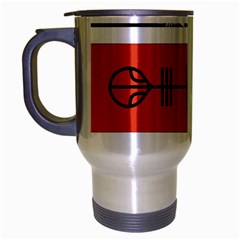 Poster Twenty One Pilots Travel Mug (silver Gray)