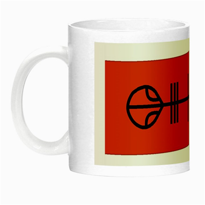 Poster Twenty One Pilots Night Luminous Mugs