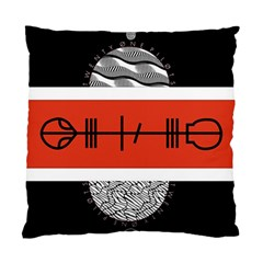 Poster Twenty One Pilots Standard Cushion Case (two Sides)