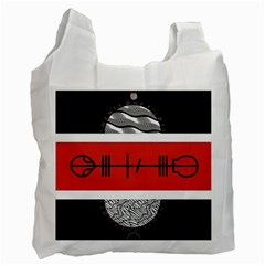 Poster Twenty One Pilots Recycle Bag (one Side)