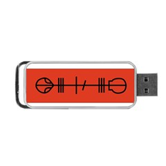 Poster Twenty One Pilots Portable Usb Flash (one Side)