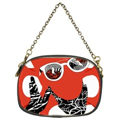 Twenty One Pilots Poster Contest Entry Chain Purses (one Side)