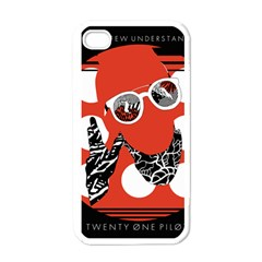 Twenty One Pilots Poster Contest Entry Apple Iphone 4 Case (white)