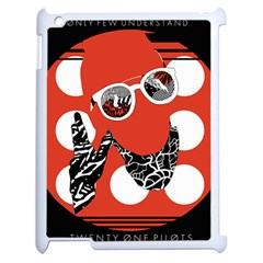 Twenty One Pilots Poster Contest Entry Apple Ipad 2 Case (white)